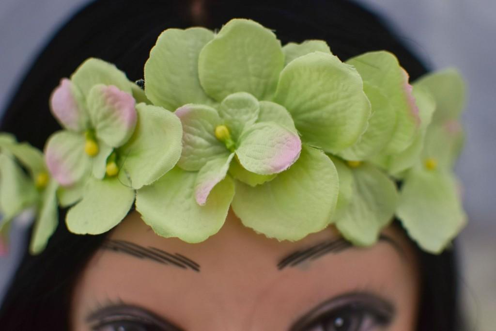 Flower Headband#5
